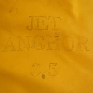 袋(表:JET ANCHOR 3.5)